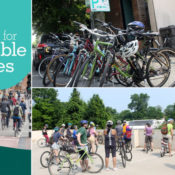 Cycling for Sustainable Cities montage
