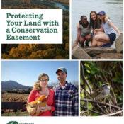 easement brochure cover page