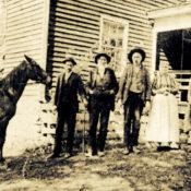Rappahannock family pre Shenandoah National Park formation