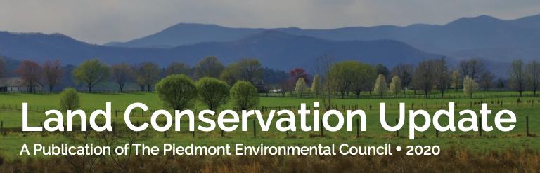 2020 Land Conservation Update