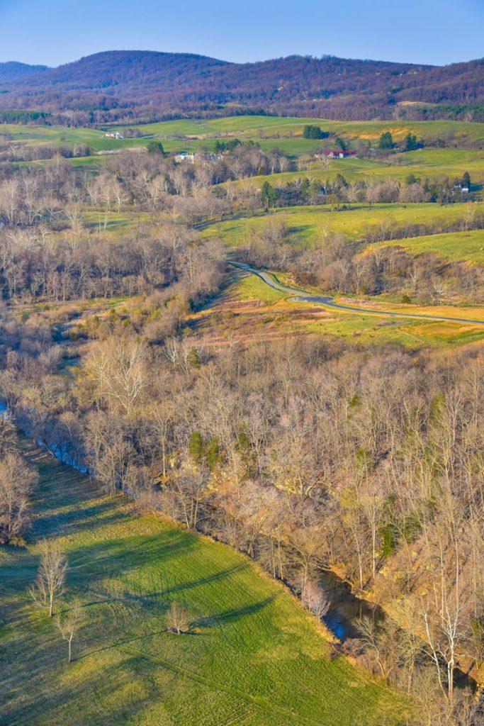 Catoctin creek watershed