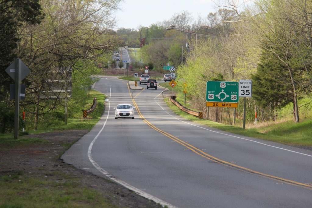 Weigh in on Route 15 South Design Alternatives