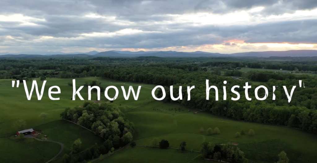 Video: Documenting Fauquier's Forgotten History