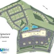 Signature Series Development site plan image