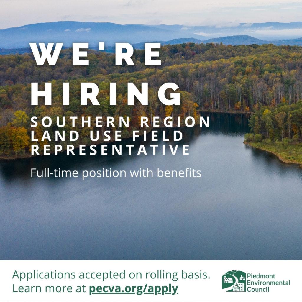 Land Use Field Representative