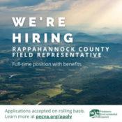 Field Representative (Rappahannock County)