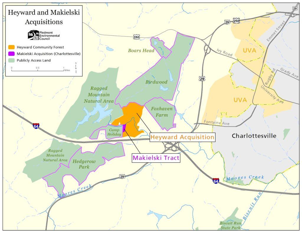 Heyward Acquisition - Makielski Tract