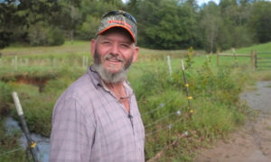 Farmer Tony Pollario