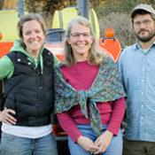 Potomac Vegetable Farm farmers