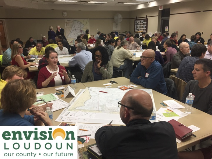 Envision Loudoun meeting