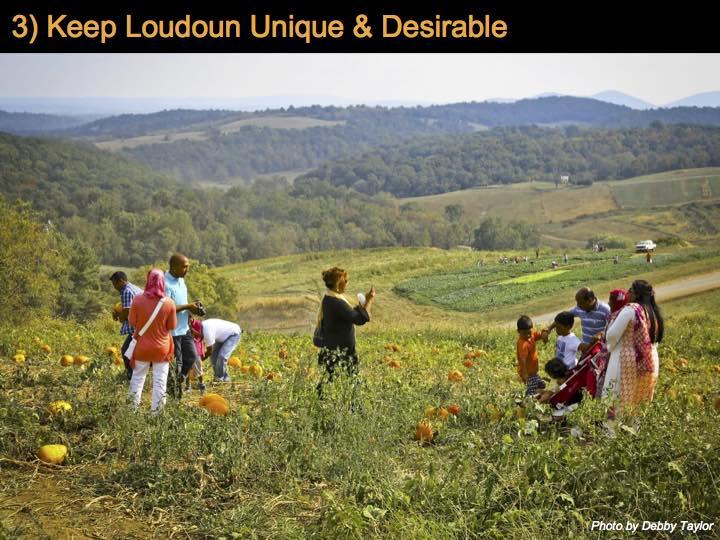 Keep Loudoun Unique & Desirable