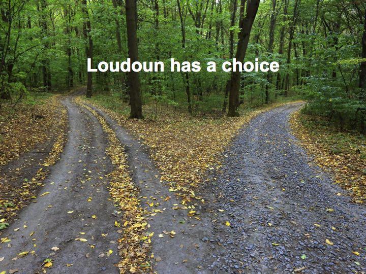 Loudoun has a choice