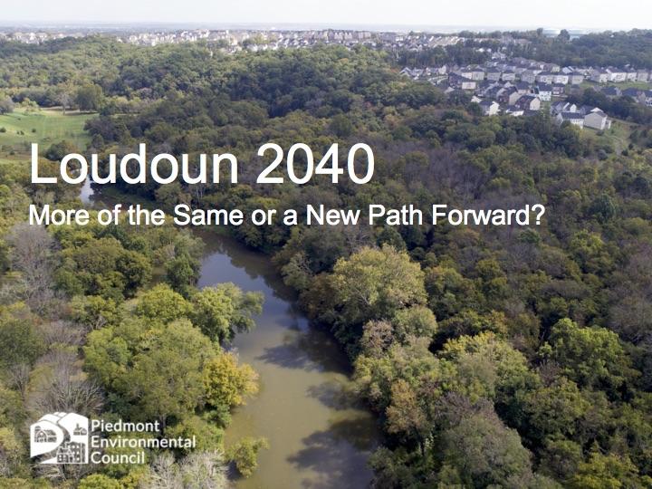 Loudoun 2040: More of the Same or a New Path Forward?