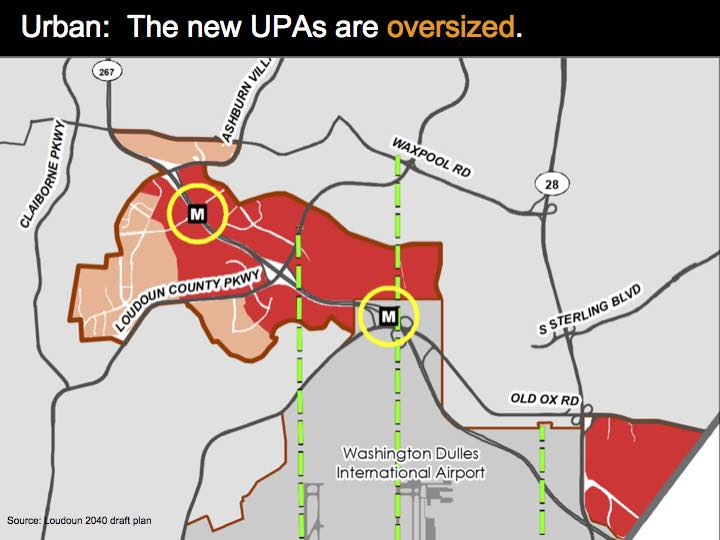 Urban Policy Area proposal