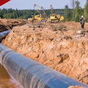 take action on pipeline legislation