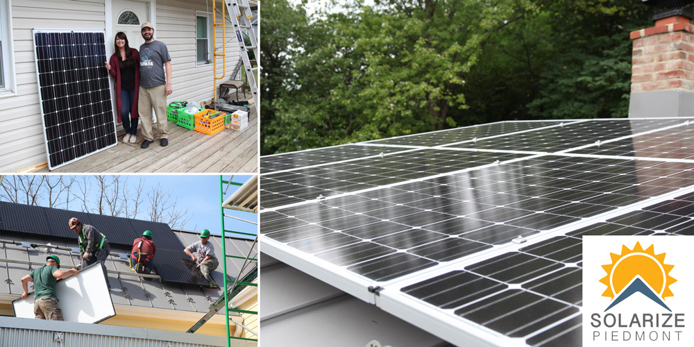 Webinar: Solarize Piedmont Intro + Q&A with Installers