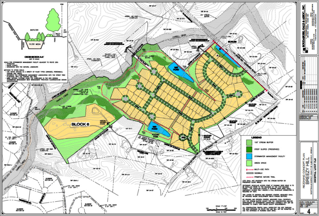 Breezy Hill Rezoning Application