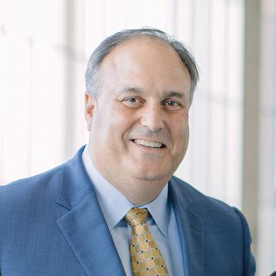 Chris Miller, PEC President, headshot