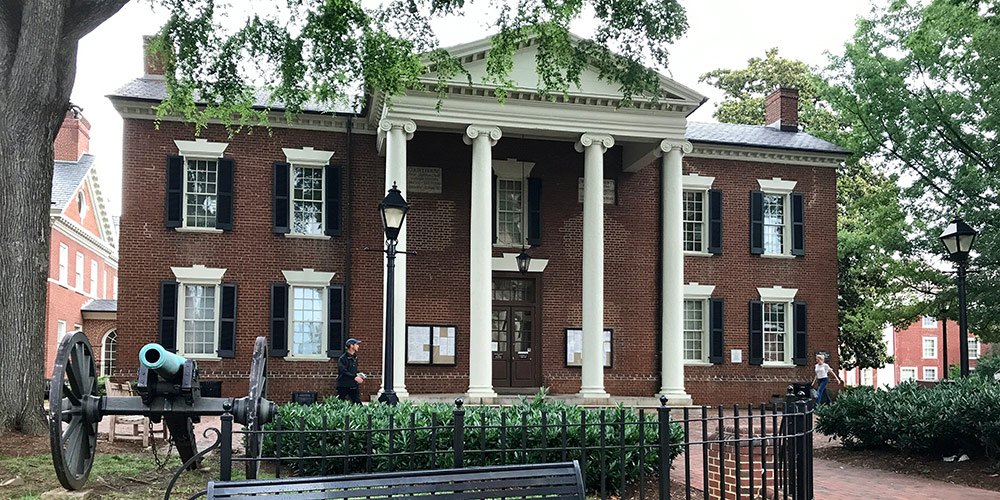 Proposed Albemarle courthouse relocation would be a move in the wrong direction