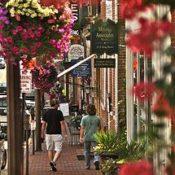 Leesburg main street