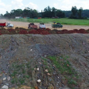 fill dirt in Loudoun County