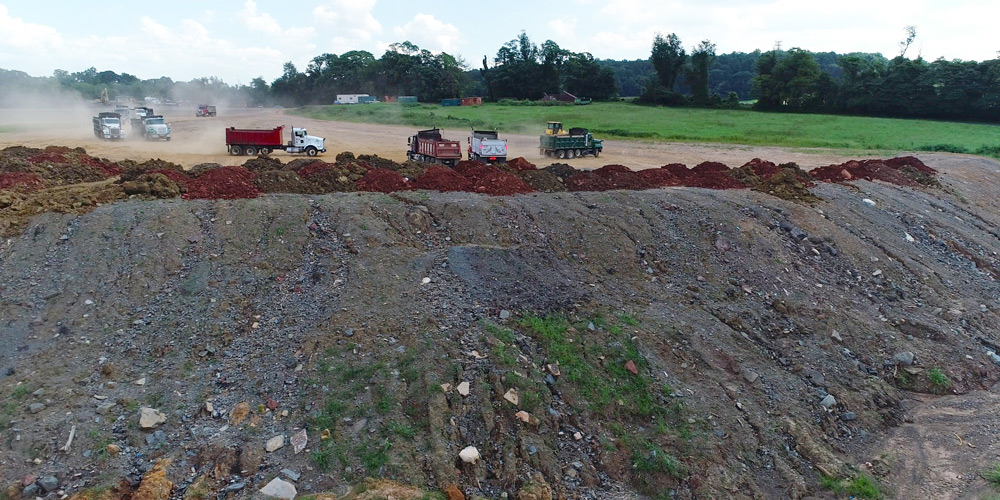 A Dirty Secret: How Construction Waste is Making its Way Onto Rural Lands