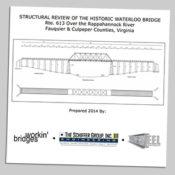 Waterloo Bridge Report