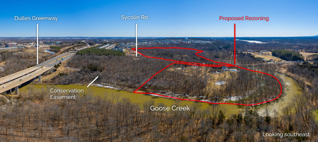 Loudoun Board to Reconsider Goose Creek Overlook Approval