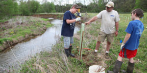Impoving Water Quality - Through Good Land Management