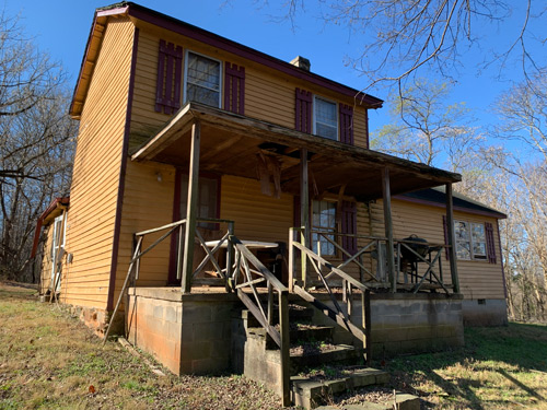 old home in little petersburg virginia
