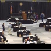 VA House livestream image