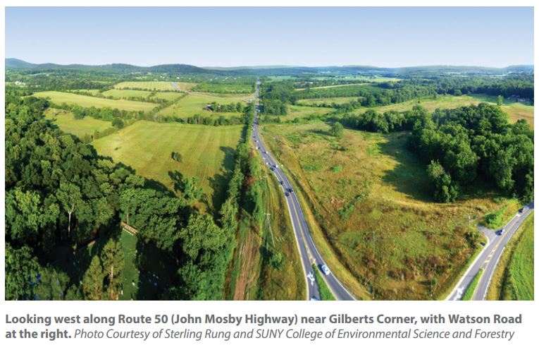 Conservation Milestone at Gilberts Corner
