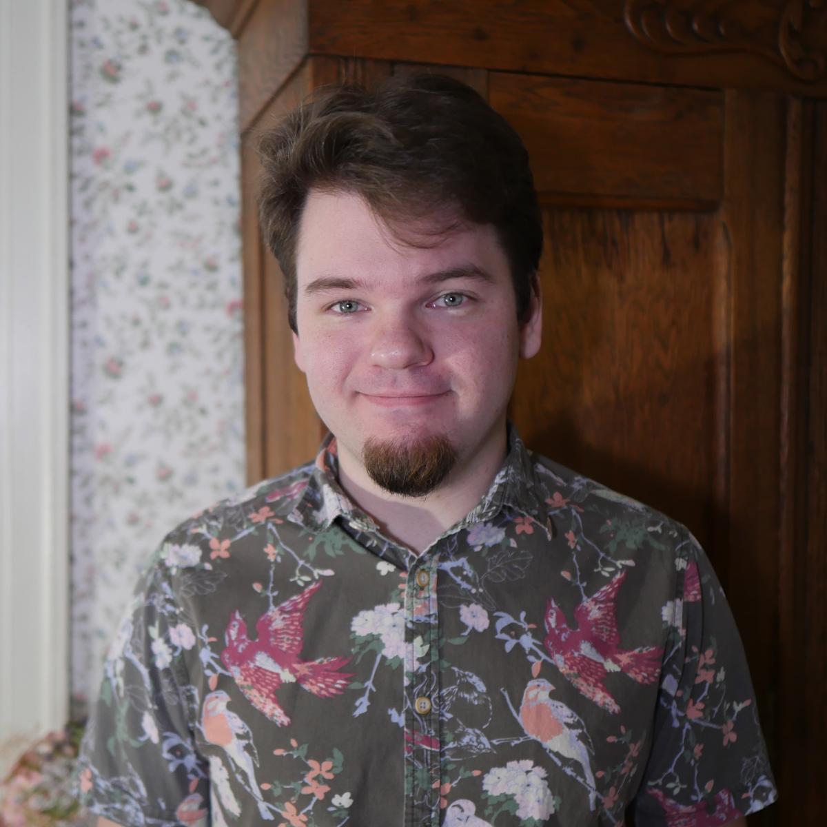 portrait of Liam Dolan
