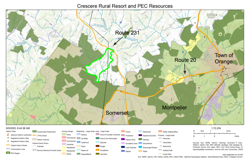 Weigh In: Crescere Rural Resort Proposed in Madison County