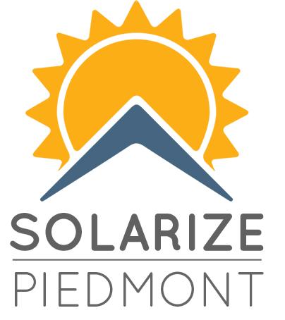 Solarize Piedmont logo