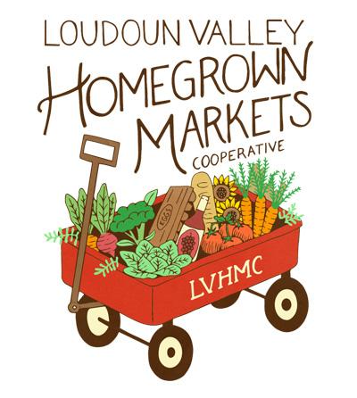 loudoun valley homegrown markets cooperative logo