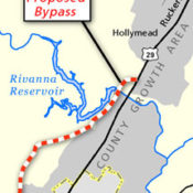 Albemarle Revives Controversial Western Bypass