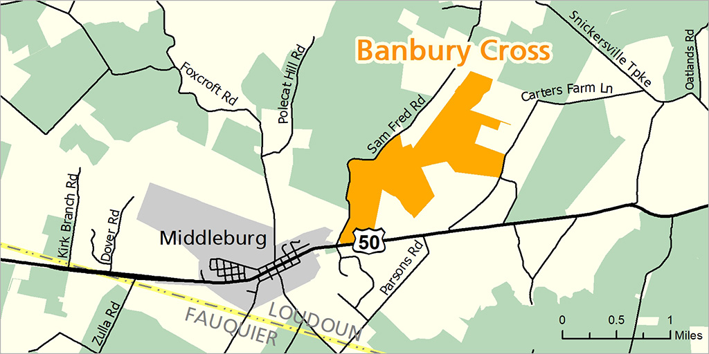 Banbury Cross Tabled for Two Weeks