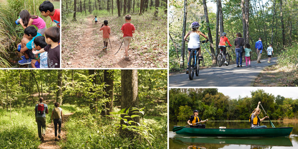 parks and trails banner image