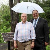 Larson Native Plant Garden Opening