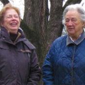 Hope Porter and Sue Scheer