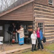 The Great Homecoming:  An Open House at the McAllister Cabin