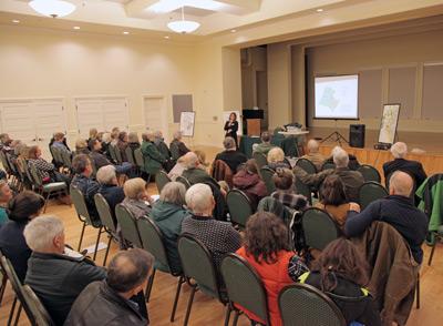 community meeting in Waterford