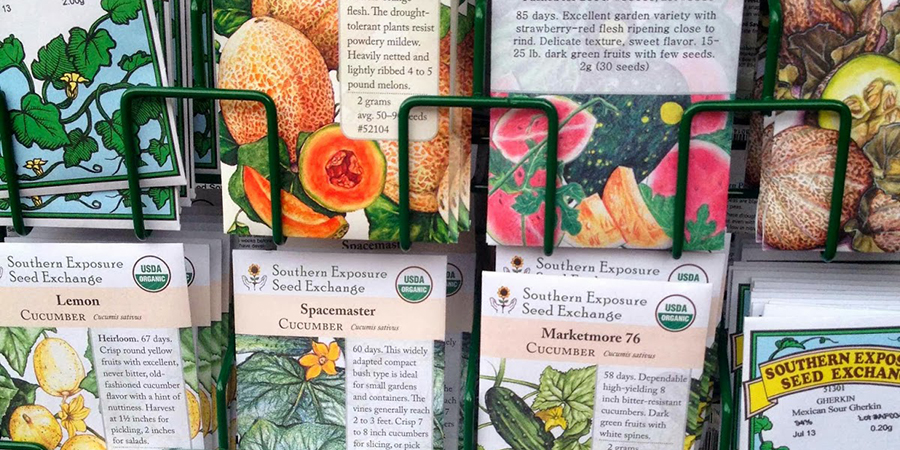 Order Seeds for Your Garden
