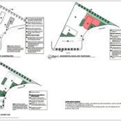 premier circle rezoning albemarle site plan
