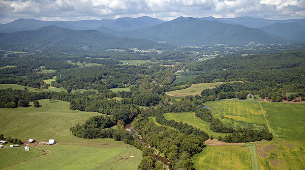 Blue Ridge to the Bay: A Story Map