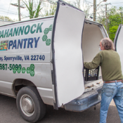 Connecting Local Dairy Farm and Food Pantry Needs