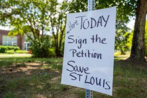 Update on St. Louis / Aldie