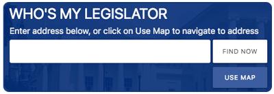 who's my legislator link